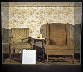 view Chair used by Edith Bunker in All in the Family digital asset number 1