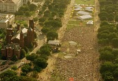 view Aerial Photograph of the National Mall on August 10, 1996 digital asset number 1