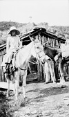 view Mary Agnes Chase Collecting Plants, Brazil digital asset number 1