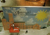 """view Sign Board for """"America's Smithsonian"""" at L.A. Convention Center digital asset number 1"""