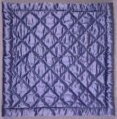 view 1900 - 1950 William Skinner and Sons Satin Quilted Square digital asset number 1