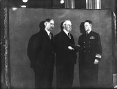 view Presentation of Langley Medal to Admiral Byrd digital asset number 1