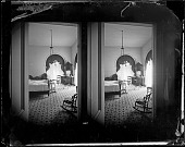 view Smithsonian Institution Building, East Wing, Secretary Henry's Living Quarters digital asset number 1