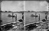 view Seine Fishing in Little Harbor, Woods Hole, Massachusetts digital asset number 1