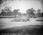 view Digging the Foundation of National Museum of Natural History, 1904 digital asset number 1