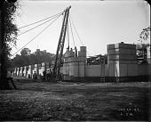 view Construction of First Story of U.S. National Museum Building, 1905 digital asset number 1