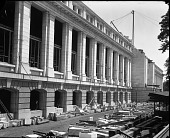 view Construction of the U.S. National Museum Building, 1908 digital asset number 1