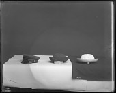 view Three U.S. Navy Hats from the USS Thetis digital asset number 1