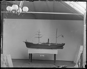 "view Model of United States Fish Commission Steamer ""Albatross"" digital asset number 1"