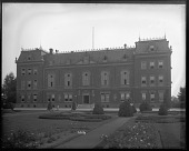 view Exterior View of Original Department of Agriculture Building digital asset number 1