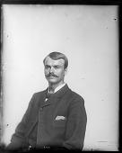 view Portrait of Unidentified Man in Suit digital asset number 1