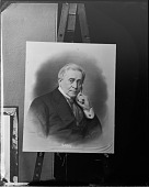 view Painting of First Smithsonian Secretary Joseph Henry digital asset number 1