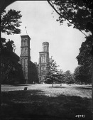 view Smithsonian Institution Building from Northeast digital asset number 1