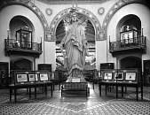 "view Rotunda of A&I with ""Statue of Freedom"" digital asset number 1"