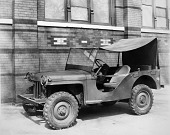 view Bantam Jeep Prototype, 1940 digital asset number 1