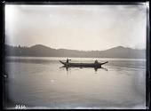 view Kwakiutl Indians in Canoe digital asset number 1