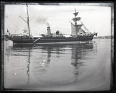"view USFC Steamer ""Albatross"" Survey of Fishing Banks from Newport to Newfoundland, 1885 digital asset number 1"