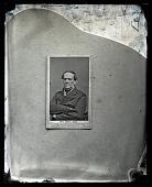 view Carte de Visite of General Santa Anna by J. Gurney & Son, 1866 digital asset number 1