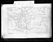 """view Map, """"France aux Temps Prehistoriques"""" digital asset number 1"""