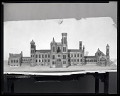 view Model of the Smithsonian Institution Building, or Castle digital asset number 1