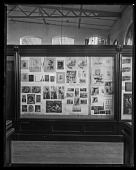 view Section of Graphic Arts Exhibition in the United States National Museum digital asset number 1