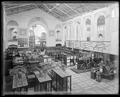 view East Exhibit Hall of United States National Museum digital asset number 1