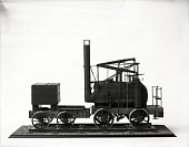 view Model of the Steam Locomotive, <i>Puffing Billy</i> digital asset number 1