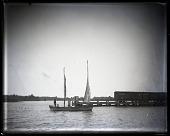 view USFC Survey of Fisheries Along the Albemarle Sound, North Carolina, 1881 digital asset number 1