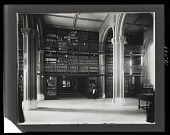view Library, Lower Main Hall, Smithsonian Institution Building digital asset number 1
