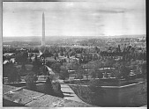 view Panoramic View of the City of Washington, D.C., West to East, Starting with the Washington Monument digital asset number 1