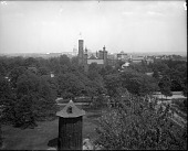 view View of the Smithsonian from Old Agriculture Building digital asset number 1