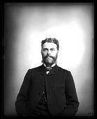 view Portrait of Edward Drinker Cope (1840-1897) digital asset number 1