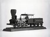view Model of the 1849 Steam Locomotive Philadelphia digital asset number 1