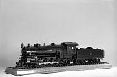 view Locomotive and Tender, Santa Fe Type, SF 915, 1903 digital asset number 1