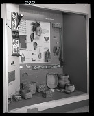 "view ""Woodland Indian Crafts"" Exhibit Case digital asset number 1"