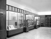 view Exhibit - Hall of Gems and Minerals, USNM, 1958 digital asset number 1