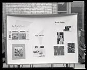 view Fulbright Designers Exhibition - Caroline E. Harris, Niels Diffrient, and Burton Kramer digital asset number 1