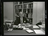 view Portrait of Secretary S. Dillon Ripley at Desk digital asset number 1