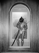 view Timucua Indian Warrior digital asset number 1