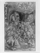 view Adoration of the Shepherds in SITES exhibit digital asset number 1