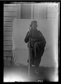 view Portrait of Kwakiutl Man in Traditional Dress digital asset number 1