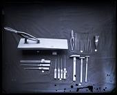 """view Set of Metal Worker's Tools from Japan, """"Kadzariya Dogu"""" digital asset number 1"""