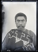 view Portrait of Kwakiutl Man digital asset number 1