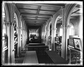 view Exhibits in the Great Hall of the Smithsonian Institution Building, or Castle digital asset number 1