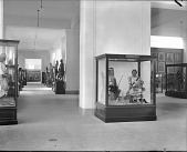 view Exhibit Halls in the new U.S. National Museum digital asset number 1