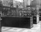 view Ceramics Exhibit, A&I Building, 1880's digital asset number 1