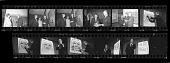 "view ""Zip Code Through Cartoonists' Eyes"" Exhibit; ""Chalk Talks"" digital asset number 1"