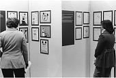 "view Exhibit of Art Work from ""Animals in Art, Sketch-ins"" digital asset number 1"