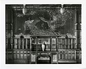 view Freer Gallery of Art Peacock Room - Detail, South Wall digital asset number 1