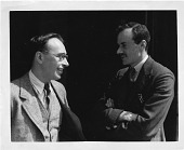 view (left to right): Gregory Breit (1899-1951) and Paul Adrien Maurice Dirac (1902-1984) digital asset number 1